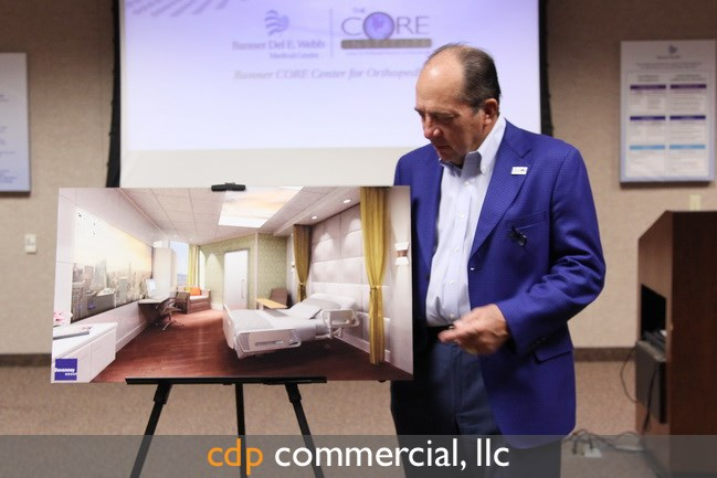 the-core-institute-event--johnny-bench