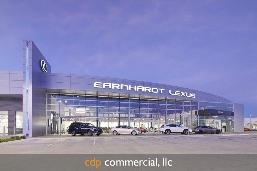 earnhardt-lexus