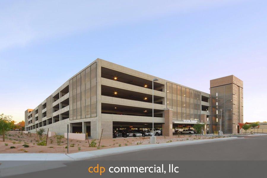 chandler-regional-medical-center-parking-garage
