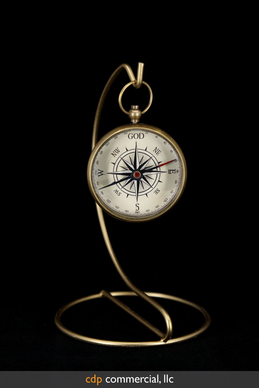 god-is-my-guide-compass