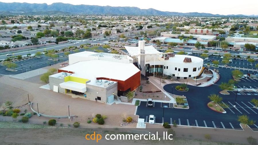 mountain-park-community-church-drone