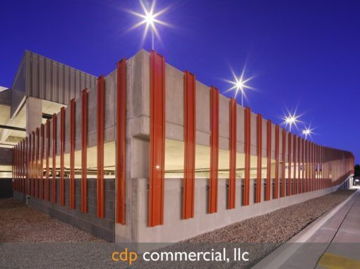 real-estate-photography--becker-lane-yavapai-regional-hospital-parking-garage